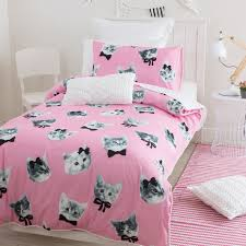 Kitten Bedding Set Girls U0027 Bedding Sets Online Pillow Talk