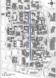 Ut Campus Map University Of Texas U2013 Central Campus Storm Drainage Outfall