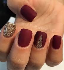 easy nail art glitter 11 trendy easy nail art ideas easy nail art gold glitter and easy