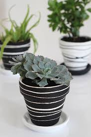 the 25 best painted flower pots ideas on pinterest painting