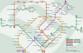 Metro Route Map by Yashas Travelogue 11 6 Things To Remember About Singapore Mrt