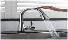 No Touch Kitchen Faucets No Touch Kitchen Faucet Arminbachmann
