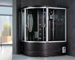milano steam shower black jpg