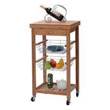 Kitchen Cart Islands by Compact Kitchen Trolley Cart Kitchen U0026 Dining Carts Carts