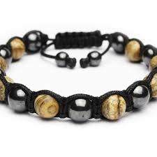 man bracelet stone images Bracelet men men 39 s bracelet shamballa style beads 8 mm natural jpg