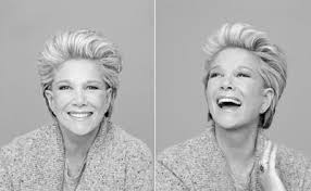 how to style hair like joan lunden what life is really like after breast cancer joan lunden gets