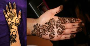 Home Design For Beginners Simple And Easy Mehndi Designs For Left Hand 6