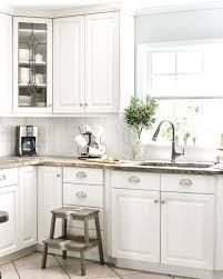 How To Install A Backsplash In A Kitchen Diy Pressed Tin Kitchen Backsplash Bless U0027er House