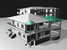 3d max home design tutorial house free 3d models 3ds max max download free3d