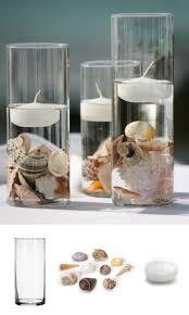 best 25 beach mason jars ideas on pinterest diy decoupage mason beautiful yet simple centerpiece for a modern beach wedding afloral