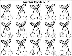 best 25 number bonds worksheets ideas on pinterest number bonds