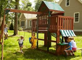 kids playhouses 9 cool prefab options bob vila