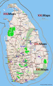 Map Of Sri Lanka Tourist Map Of Sri Lanka Free Download For Smartphones Tablets