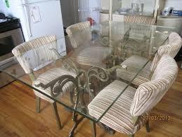 Innovative Patio Dining Sets Kijiji Montreal Pixelmaricom - Glass top dining table montreal