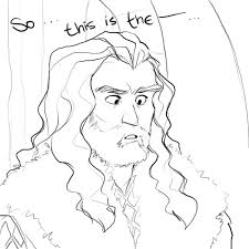 the hobbit sketches i needed more i u0027m sorry hasfdgfdhg i have a