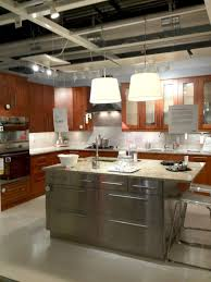 stainless steel kitchen island with drawers decoration ideas