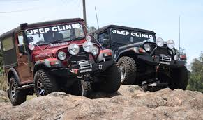 jeep car mahindra picture 210 a jeepclinic