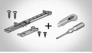 frein de porte cuisine pose d amortisseur de tiroir