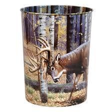 deer waste basket