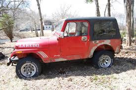 jeep laredo jeep price check 1986 cj7 jeep laredo 4x4 5 speed in ct