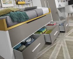 lit gigogne avec bureau lit gigogne avec bureau top best lits avec rangement