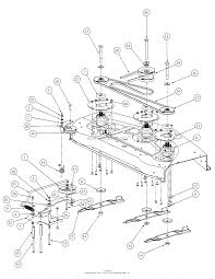 cub cadet deck parts diagram deks decoration