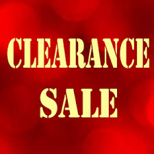 2017 event clearance items 2017 clearance