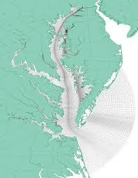 Chesapeake Bay Map Chesapeake Bay Operational Forecast System Cbofs Information