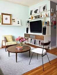 Small Studio Apartment Ideas The Best Part Of This Studio Apartment Is The Make Shift Closet