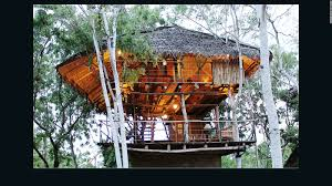 is treehouse sustainable living cnn style