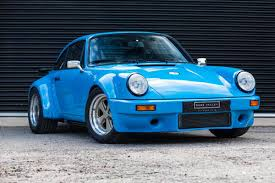 porsche 3 0 for sale 1974 porsche 911 3 0 rs evocation for sale on car and uk