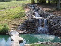 Best Garden And Backyard Waterfalls Design Ideas Home - Backyard waterfall design