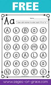 Free Printable Worksheets For Preschool Teachers Best 25 Alphabet Worksheets Ideas On Pinterest Abc Worksheets