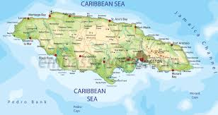 Country Maps Jamaica Maps