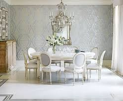 silver dining room impressive design wallpaper for dining room strikingly ideas 1000