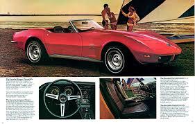 1973 corvette engine options 1973 corvette specs colors facts history and performance