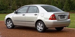 toyota corolla sedan 2003 2003 2005 toyota corolla recalled for airbag fix