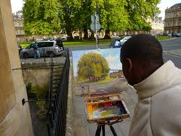painting and sketching outdoor ii