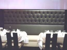 Custom Restaurant Booths Upholstered Booths Booth Seating Cushions