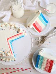 Red White Amp Blue Chocolate The Best Layer Cake Recipes Around Huffpost