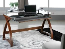 Build Your Own Gaming Desk by Furniture Minimalist Decorating Ideas Using Small Round White