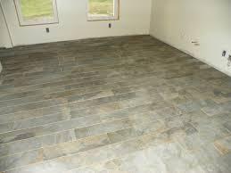 Slate Floor Tiles For Kitchen Kitchen Tile Style Selections 6 In X 24 In Ivetta Black Slate