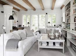 living room modern table lamp tv cabinets vase and flower decor