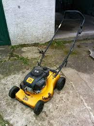 petrol lawnmower jcb 3 75hp for sale 45 in newquay cornwall