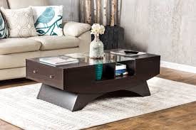 Powell Black Glass Top Side Coffee Tables End Tables Sears