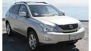 2007 lexus rx 350 gas mileage 2007 lexus rx 350 review roadshow