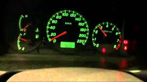 wrecking 2000 ford laser 1 6 c15740 youtube