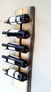 wine rack hanging wall wine racks metal south africa hanging