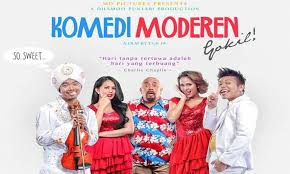 film komedi moderen gokil 3 film komedi modern gokil terinspirasi banyolan warkop okezone