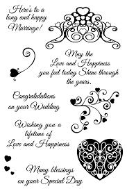wedding sentiments wedding sentiments clear sts